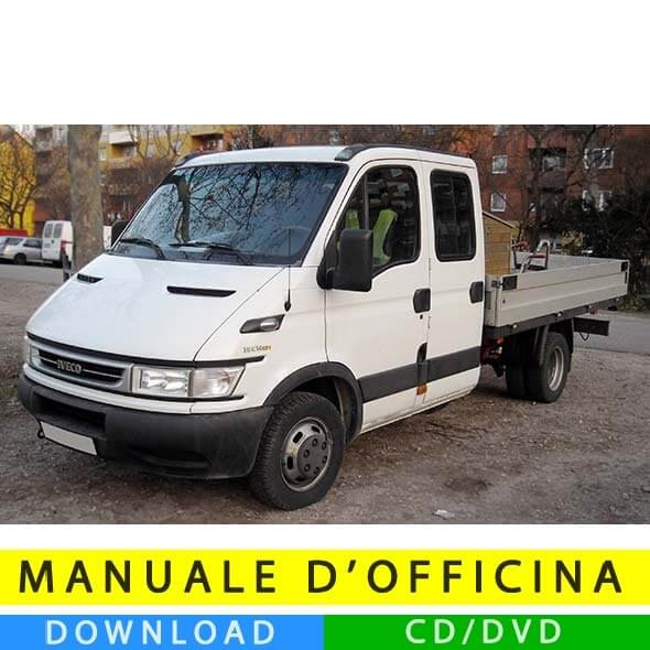 Manuale officina Iveco Daily (1999-2006) (EN)
