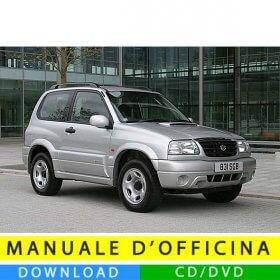 Manuale officina Suzuki Grand Vitara (1998-2005) (EN)
