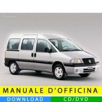 Manuale officina Fiat Scudo (1996-2007) (Multilang)